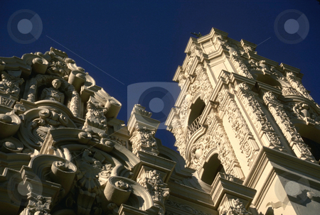 Mission Dolores stock photo, USA, California, San Francisco, Mission Dolores Basilica by David Ryan