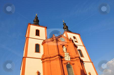 Church Saint Blasius in Fulda, Germany stock photo, Church Saint Blasius in Fulda, Germany by Robert Biedermann