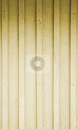 Wood Siding Background Texture stock photo, A close up on a wood siding background texture on a vacant building. by Travis Manley