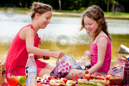 Do you want some juice stock photo, Teenagers having a great time in the park by Frenk and Danielle Kaufmann