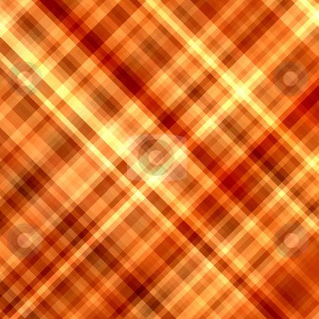 Orange and yellow color pixels diagonal mosaic background. stock photo, Orange and yellow color pixels diagonal mosaic background. by Stephen Rees