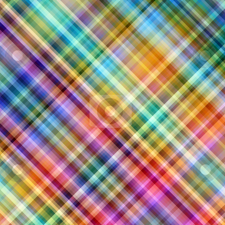 Multicolored pixels diagonal mosaic background. stock photo, Multicolored pixels diagonal mosaic background. by Stephen Rees