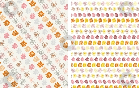 Flower Background  6 stock vector clipart, Abstraction, art, background, color, creativity, decorations, design, flowers, illustration, nature, plant, repetition, structure, vector by Čerešňák