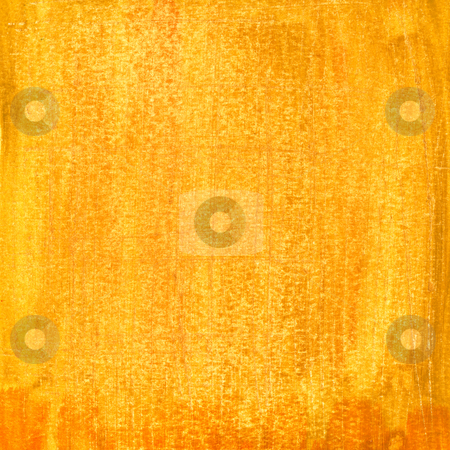 Grunge yellow and orange painted paper texture stock photo, Yellow and orange watercolor painted abstract with scratched paper texture, self made by Marek Uliasz