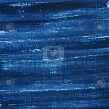 Blue grunge painted and scratched texture stock photo, Hand painted blue watercolor abstract witch scratch texture, self made by Marek Uliasz