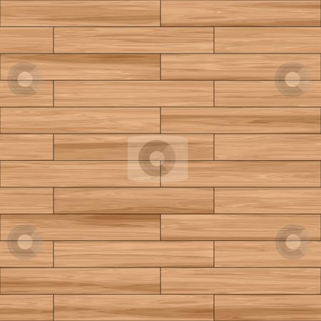 Wooden parquet texture stock photo, Wooden parquet natural finish seamless tiling texture background by Kheng Guan Toh