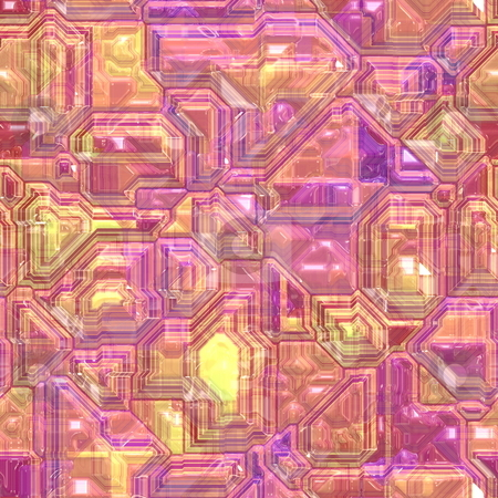 Technology circuitry backgrund stock photo, Abstract high tech circuitry technology background wallpaper illustration by Kheng Guan Toh