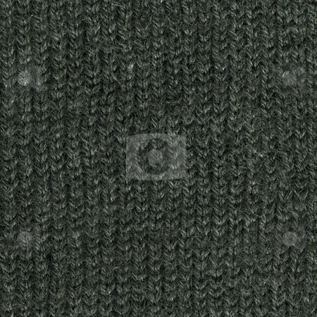 Wool with acrylic fiber knitted texture stock photo, Close-up of dark gray handmade knitted sweater texture, wool with acrylic fiber by Marek Uliasz