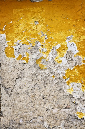 Grunge background wall stock photo, Old weathered painted wall for grunge background by Elena Elisseeva