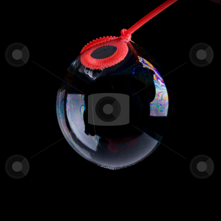 Soap Bubbles stock photo, Soap Bubbles by Jim DeLillo