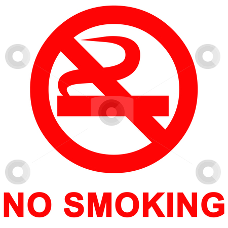 No Smoking stock photo, No smoking sign by Georgios Kollidas