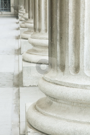Federal Courthouse stock photo, Federal Courthouse Representing Law and Order During the Day by Kheng Ho Toh