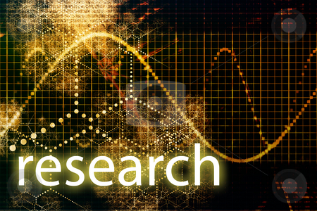 Research stock photo, Research Abstract Technology Business Concept Wallpaper Background by Kheng Ho Toh