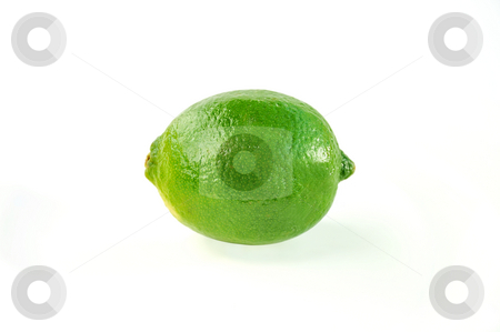 Juicy lime.  stock photo, Juicy lime on white background with clipping path. by Liana Bukhtyyarova