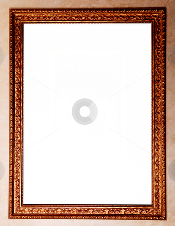 Blank stock photo, Framel with white space to insert text or design by Giuseppe Ramos