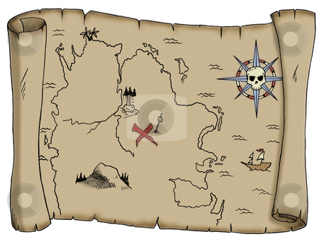 pirate scroll template - pirate scroll template
