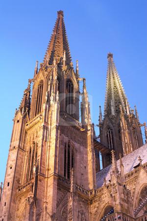 Regensburg#48 stock photo, Cathedral in Regensburg by Sean Nel