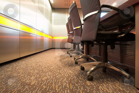 GLE #13 stock photo, The interior of a modern office by Sean Nel
