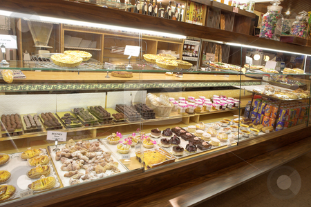 Patisserie #3 stock photo, All kinds of Pastries. by Sean Nel