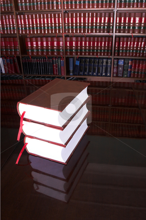 Legal books #18 stock photo, Legal books on table - South African Law Reports by Sean Nel