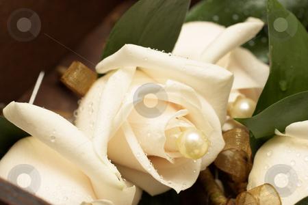 Wedding #15 stock photo, Wedding - floral arrangement by Sean Nel