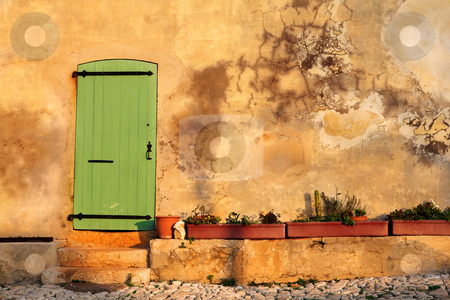 Isledemarguerite #18 stock photo, An old door in the famous Ile Sainte Marguerite  by Sean Nel