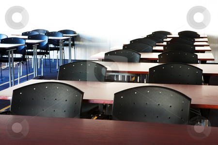 Office #19 stock photo, The interior of a modern conference room by Sean Nel