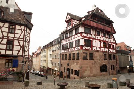 Munich #51 stock photo, Buildings in Nuerenburg - Munich by Sean Nel
