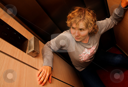 Claustrophobia #2 stock photo, Trapped! by Sean Nel