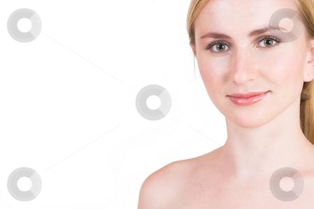 Beauty #1 stock photo, Beautiful Blonde Woman by Sean Nel