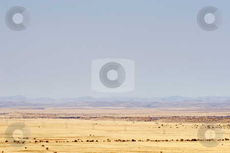 Travel #3 stock photo, Landscape of a dry area in South Africa by Sean Nel