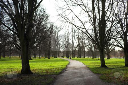 Park #1 stock photo, Kensington Gardens - Early morning by Sean Nel
