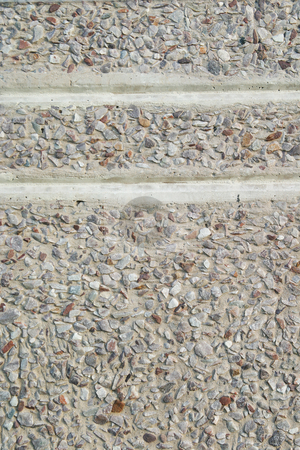 Rubish bin stock photo, Cement rubish bin by Sean Nel