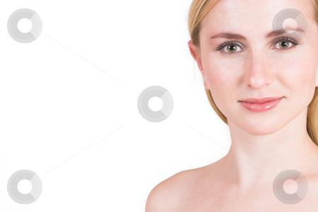 Beauty #2 stock photo, Beautiful Blonde Woman by Sean Nel