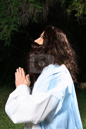 Midnight Prayer stock photo, Midnight Prayer by Leah-Anne Thompson