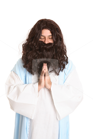 Lord teach us to pray stock photo, Lord teach us to pray by Leah-Anne Thompson