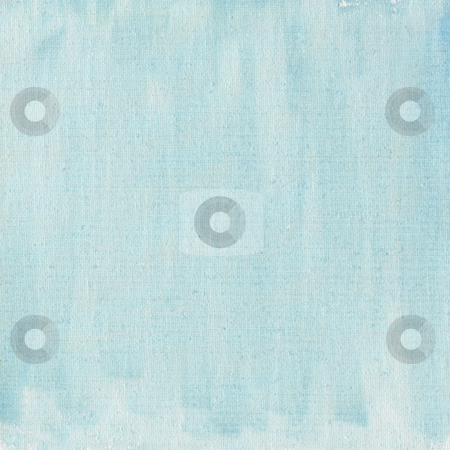 Light blue watercolor abstract with canvas texture stock photo, Texture of light blue watercolor abstract on cotton canvas, self made by Marek Uliasz