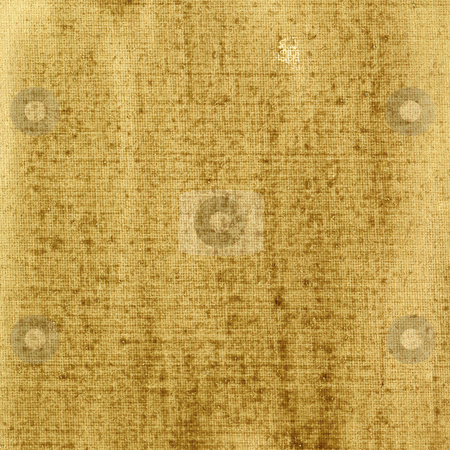 Brown watercolor abstract with canvas texture stock photo, Texture of nonuniform brown  watercolor abstract on cotton canvas, self made by Marek Uliasz