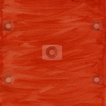 Red and orange watercolor abstract with canvas texture stock photo, Texture of red orange watercolor abstract on cotton canvas, self made by Marek Uliasz