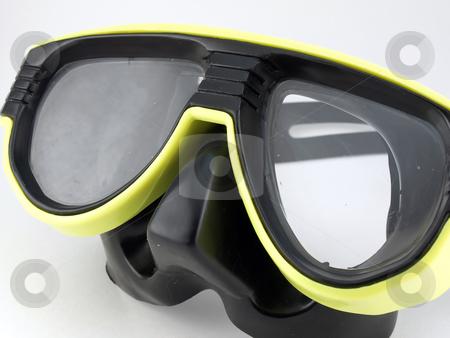 Glasses for swimming stock photo,  by Sergei Devyatkin