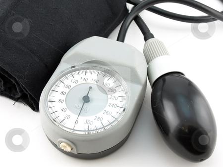 Tonometer stock photo,  by Sergei Devyatkin