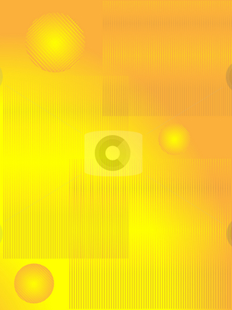 Abstract background from lines and sphere stock photo, Abstract background from a lines and sphere golden color by Alina Starchenko