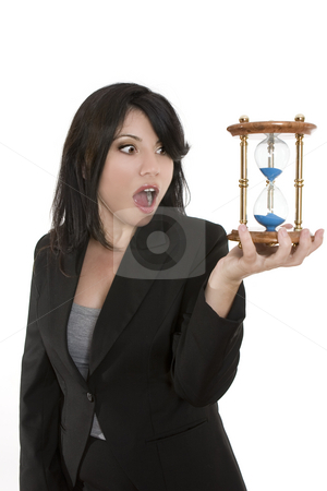 Running out of time stock photo, Not enough time in the day to do everything? by Leah-Anne Thompson