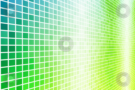 Futuristic Network Energy Data Grid stock photo, Futuristic Web Cyber Data Grid Color Background by Kheng Ho Toh