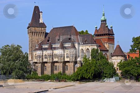 Cathedrals emphasize beauty of Budapest stock photo,  by Matva Vladimir