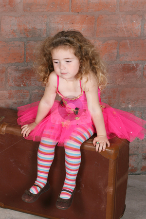 Dreamer stock photo, Little girl dreaming of becoming a ballerina by Vanessa Van Rensburg