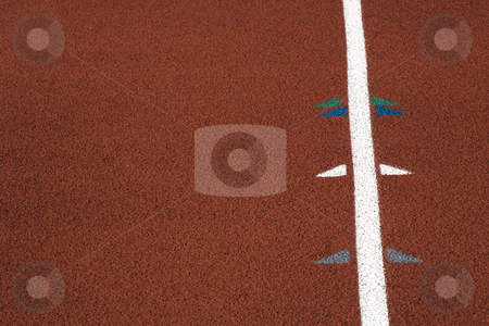 Race Track stock photo, Race track by David Chapman