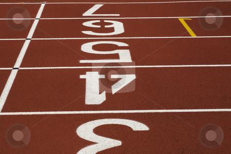Race Track stock photo, Race track by David Chapman