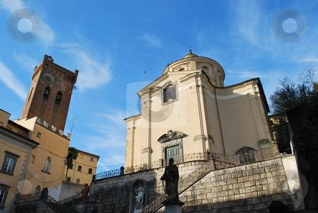San Miniato stock photo, Picture taken in the historycal centre of San Miniato, Pisa, in Italy by Maurizio Martini
