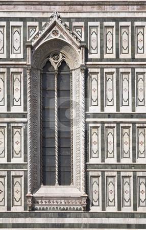 Italian architecture stock photo, Italian Architecture, Florence Cathedral, Duomo, Basilica di Santa Maria del Fiore, Florence, Italy, Europe by mdphot